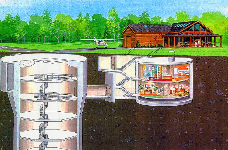Как законодательство препятствует строительству частного подземного бункера