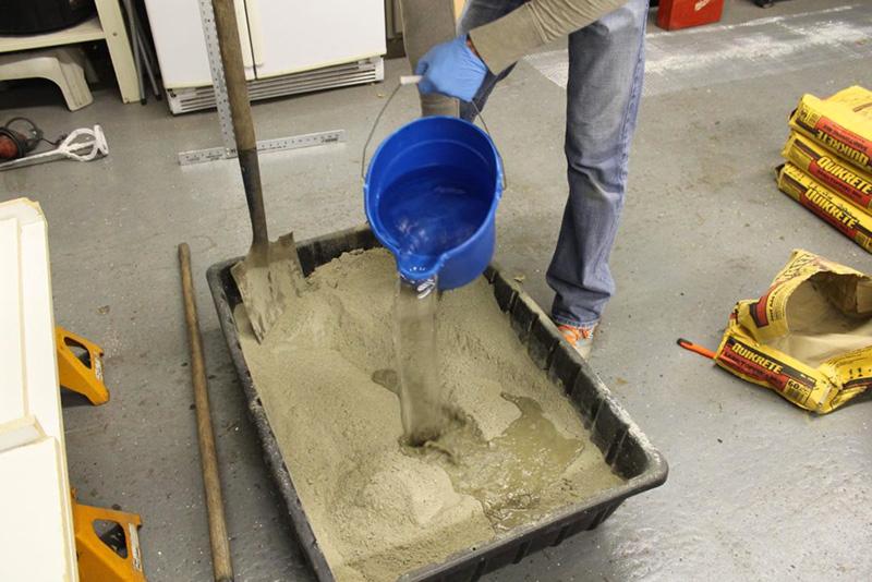 Кстати, от зерна песка напрямую зависит качество бетона. Чем песок крупнее – тем лучше
