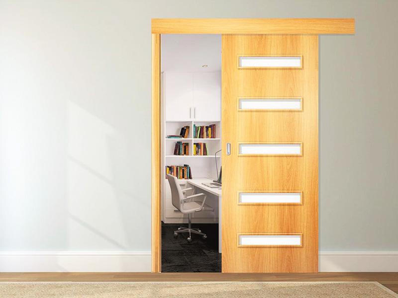 Почему не стоит ставить раздвижные двери