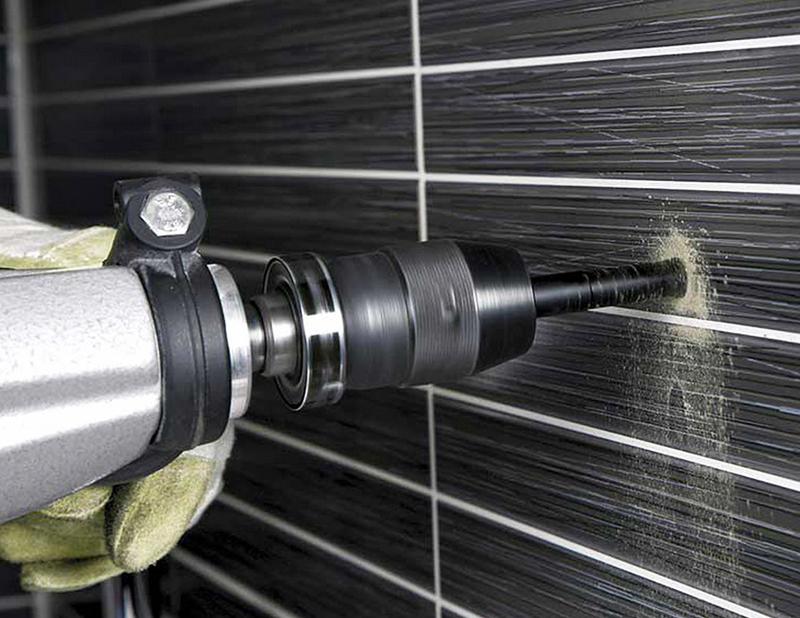 Как просверлить плитку без сколов и трещин