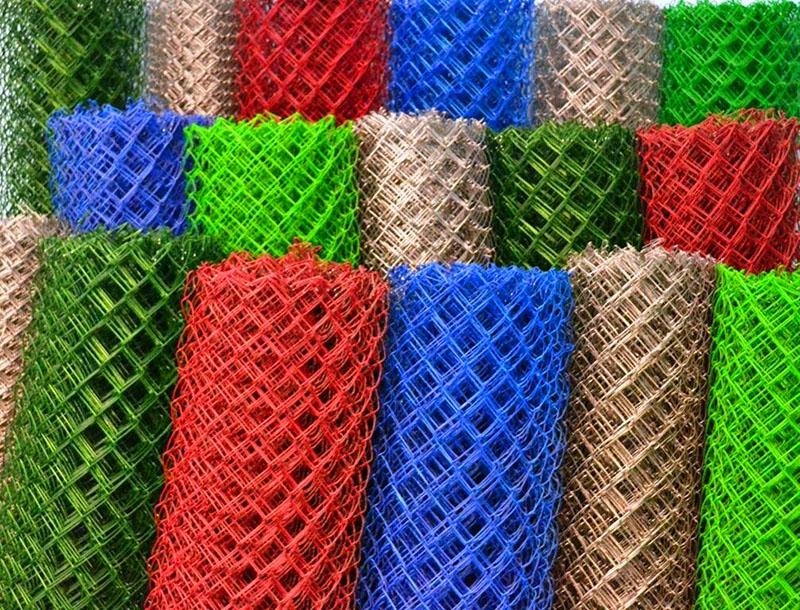 Рулоны полимерной сетки