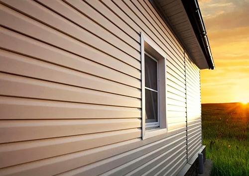 Самые дешёвые виды отделки фасада для бюджетного строительства