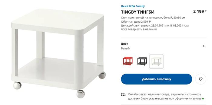 Топ товаров для держателей карт IKEA Family