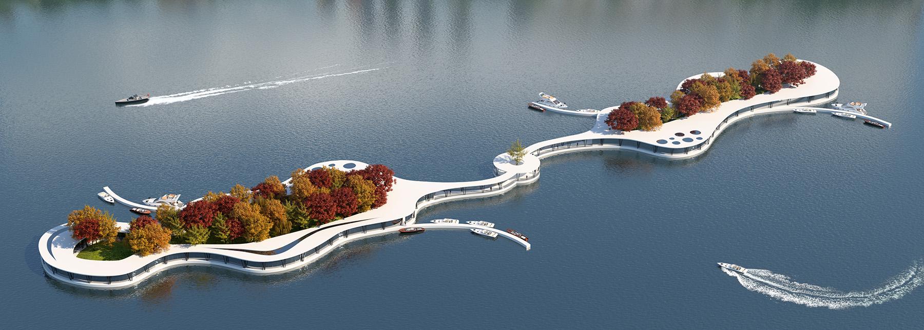 Станислав Жуйков: Строительство зданий на воде – условие для устойчивого развития