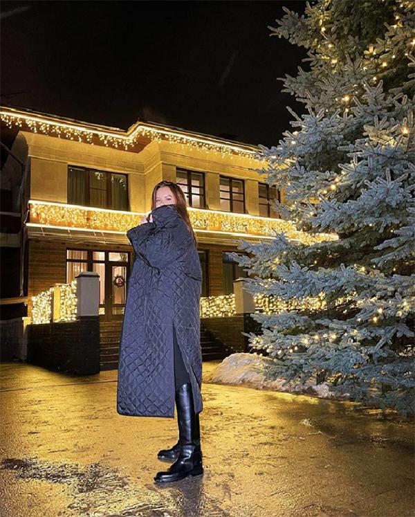 Особняк, где живёт бывшая участница шоу «Холостяк» Дарья Клюкина
