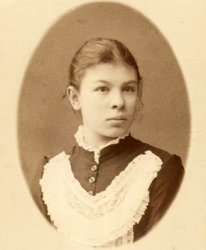 Младшая сестра Владимира Ульянова Ольга