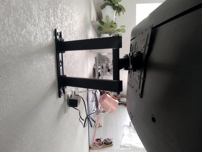 Задняя стенка телевизора