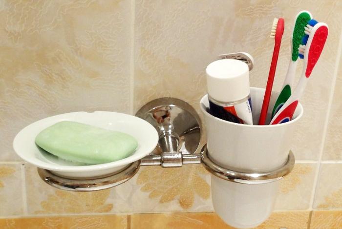 Стакан для зубных щёток