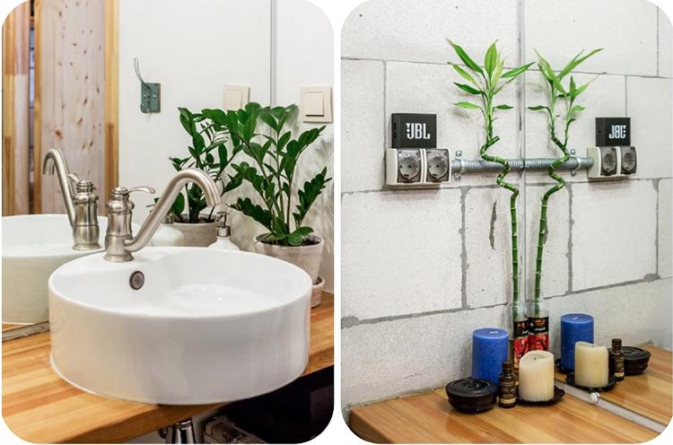 Небольшие растения создают в комнате домашний уют