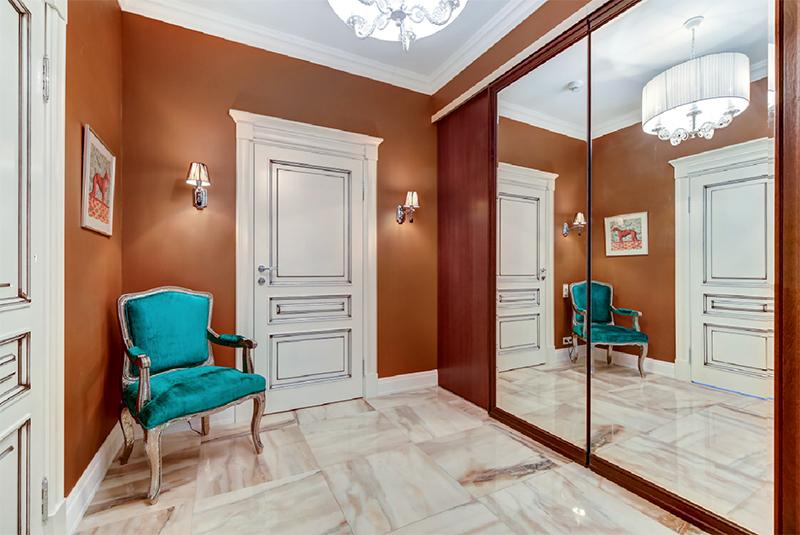 Светлана Абрамова и её новая квартира