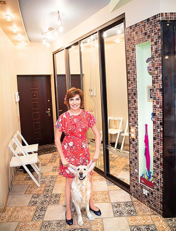 Светлана Зейналова и её квартира