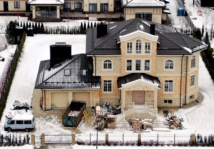 Квартира Пелагеи в Москве, полученная при разводе