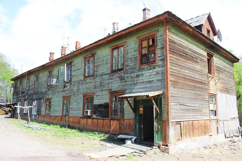 Типичный жилой дом