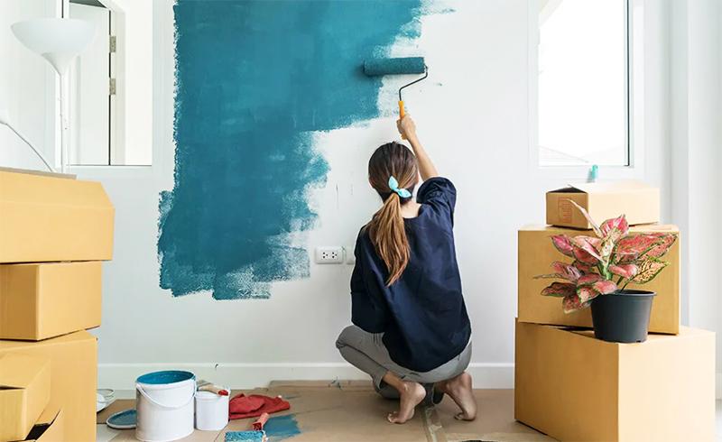 Антивандальная краска: стоит ли она своих денег