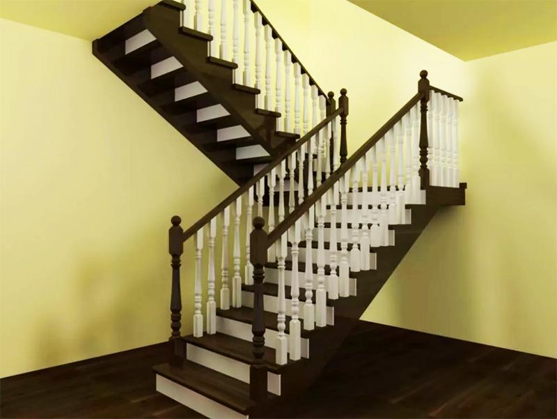 Но и выглядят такие лестницы достойно и никаких претензий к удобству или безопасности нет