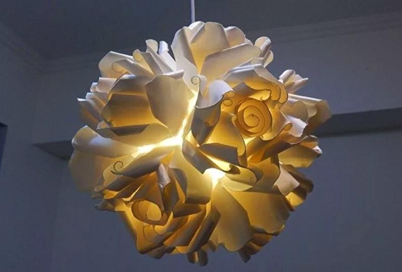 При наличии навыков в оригами можно добиться потрясающих результатов