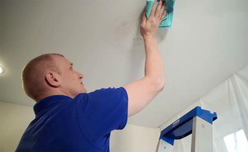 Уборка, как и ремонт, станет предельно простой и лёгкой